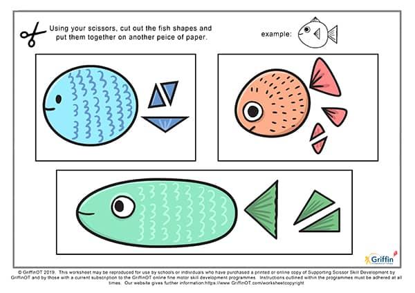 fish cutting sheet griffinOT