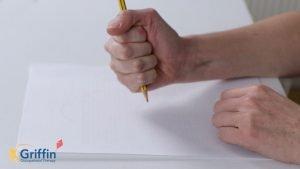 Gross Pencil Grasp