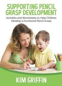 supporting pencil grasp development