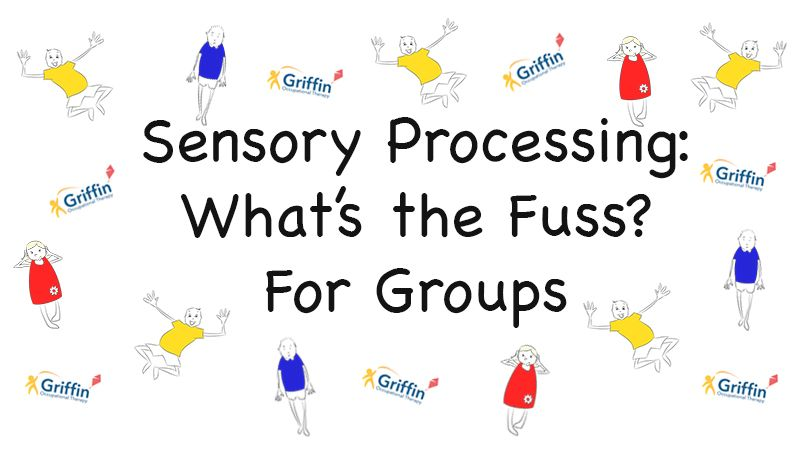 Sensory Processing Disorder Group Training
