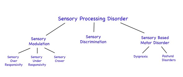 Sensory Integration and Sensory Processing what\'s the difference?