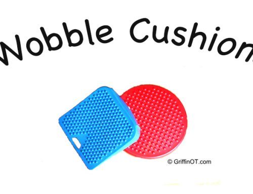 Ten Tips for Using Wobble Cushions in the Classroom and at Home