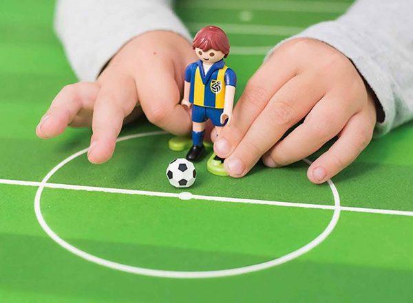 Lego toy kicking football title Dyspraxia myths explained