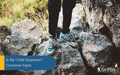 is my child dyspraxic