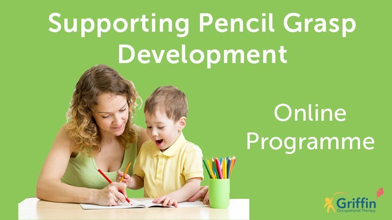 supporting pencil grasp cover